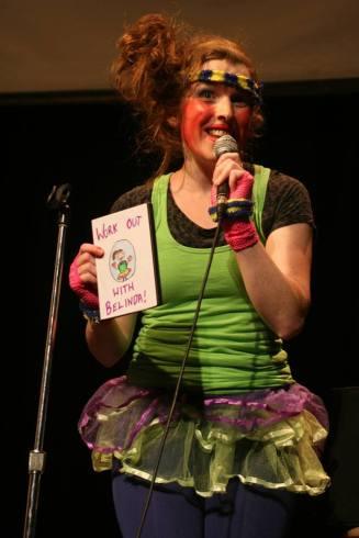 Montreal Sketchfest (2015). Photo: Kathy Slamen.